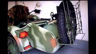 8. Ural 750 Dalesman, combination for sale UK. Call David 07711 116592