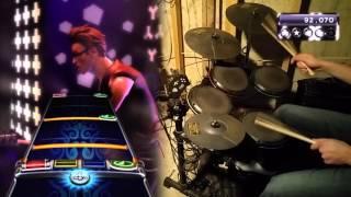 Video Tenacious D - Beelzeboss (Rock Band 3 Custom Expert Pro Drums) MP3, 3GP, MP4, WEBM, AVI, FLV Desember 2017