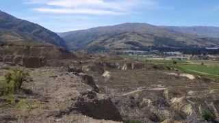 Cromwell New Zealand  city pictures gallery : BANNOCKBURN GOLD SLUICING - CROMWELL - NEW ZEALAND