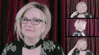Video My New Wig !! Raquel Welch Straight Up With A Twist / Shaded Biscuit RL19/23SS / Wig Review MP3, 3GP, MP4, WEBM, AVI, FLV Juni 2018