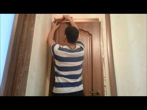Фиксатор для двери своими руками