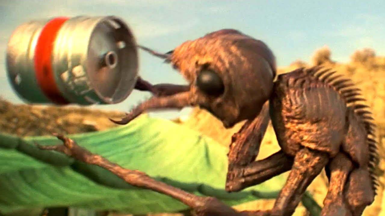 IT CAME FROM THE DESERT Official Trailer 2 (2017) Giant Ant Horror Action Movie HD