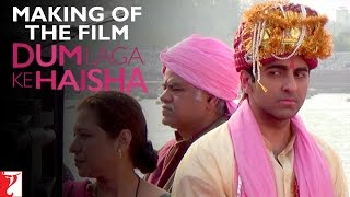 Nonton Dum Laga Ke Haisha   Making Of The Film Film Subtitle Indonesia Streaming Movie Download