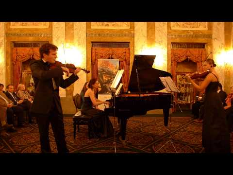 Dmitri Shostakovich - 5 Pieces for 2 Violins and Piano