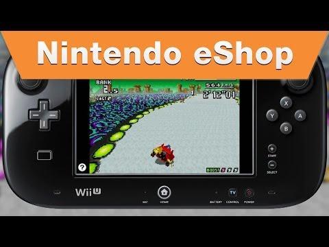 F-Zero : Maximum Velocity Wii U