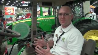 Video New Deere 5R Tractors Carry the Load in Tight Spaces MP3, 3GP, MP4, WEBM, AVI, FLV November 2017