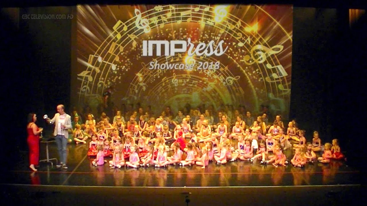 Impress Showcase 2018:Finale Walkon, Awards & Speeches
