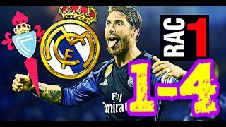 Video AUDIO RAC1 | CELTA 1-4 REAL MADRID | COMPLETO MP3, 3GP, MP4, WEBM, AVI, FLV Mei 2017