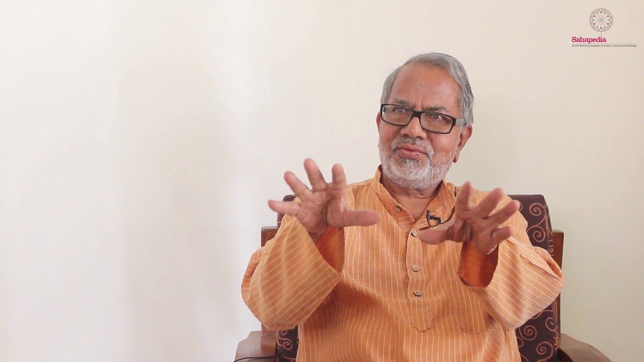 Vachana Literature: In Conversation with K. Marulasiddappa