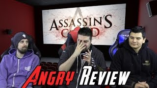 Video Assassin's Creed Angry Movie Review MP3, 3GP, MP4, WEBM, AVI, FLV Maret 2018