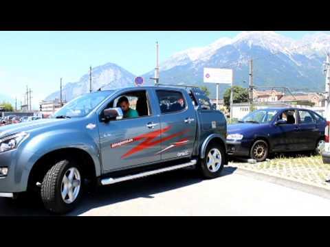 Omar's - Unser neuer Isuzu D-Max 2013. Hierzu ein kleines Präsentation-Video. Der Isuzu und auch weitere andere Abschleppfahrzeuge können bei uns durch jahrelanger Er...