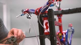 Video Hope Technology Bike Build: Adam Brayton's World Champs Gambler MP3, 3GP, MP4, WEBM, AVI, FLV Maret 2019