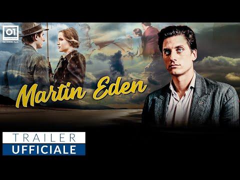Preview Trailer Martin Eden, trailer ufficiale