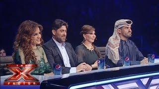 الحلقة السابعة عشر كاملة - العروض المباشرة الاسبوع 5 - The X Factor 2013