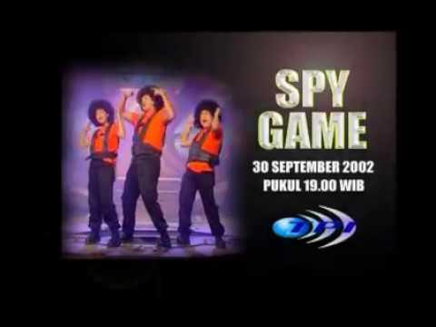 SPY GAME (TV Quiz) Promo 2002