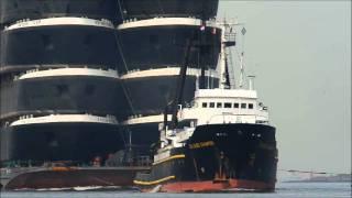 Video shipspotting Rotterdam 12-03-2011 MP3, 3GP, MP4, WEBM, AVI, FLV Juni 2018