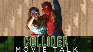 Spider-Man Images: Who's The Redhead? - Collider Movie Talk by Collider