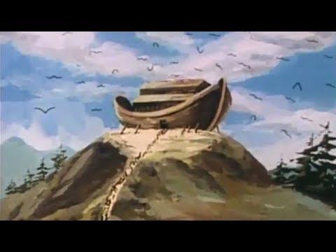 Superbook Classic - The Flood - Season 1 Episode 3