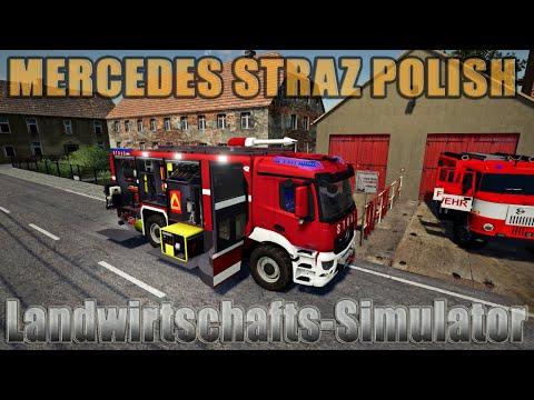 MERCEDES STRAZ POLSKIE v2.0.0.0