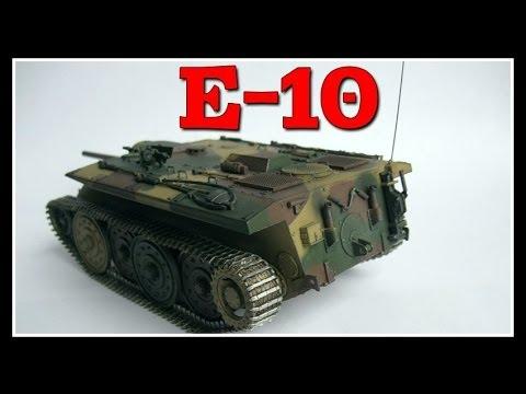 E-10 - Новая Премиумная ПТ-САУ