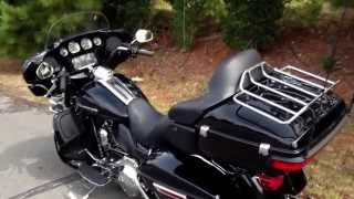 8. 2015 Harley Davidson® Ultra Limited LOW® Now In Charlotte NC (704) 847-4647 Vivid Black