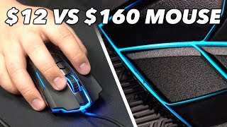 Video $12 Mouse Vs. $160 Mouse: We Try Cheap Vs. Expensive Gaming Mice in Fortnite MP3, 3GP, MP4, WEBM, AVI, FLV Juni 2019
