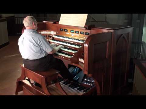 552 - Doug Marshall plays Marshall & Ogletree Opus 5 in the Oratory at Ave Maria University. AMU is located in Ave Maria, Florida, near Naples. Specifications and ...