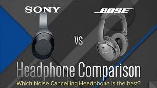 Video Bose QC35 vs. Sony MDR-1000X - Wireless Headphones Comparison MP3, 3GP, MP4, WEBM, AVI, FLV Juli 2018