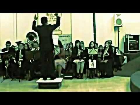 『Banda Brilho Celeste』 Assembleia de Deus Correia Pinto SC