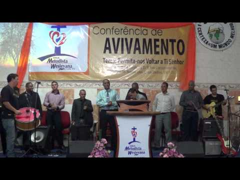 Grupo Fogo no Altar e Pastor Marlon Araujo
