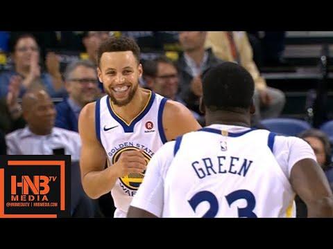 Golden State Warriors vs New York Knicks Full Game Highlights / Jan 23 / 2017-18 NBA Season