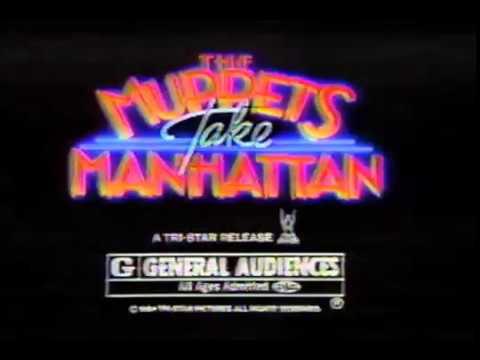 Muppets Take Manhattan Trailer