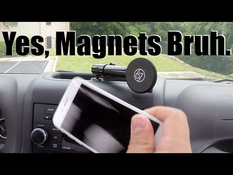 The MagMount by 67 Designs. You All Asked For It! (видео)