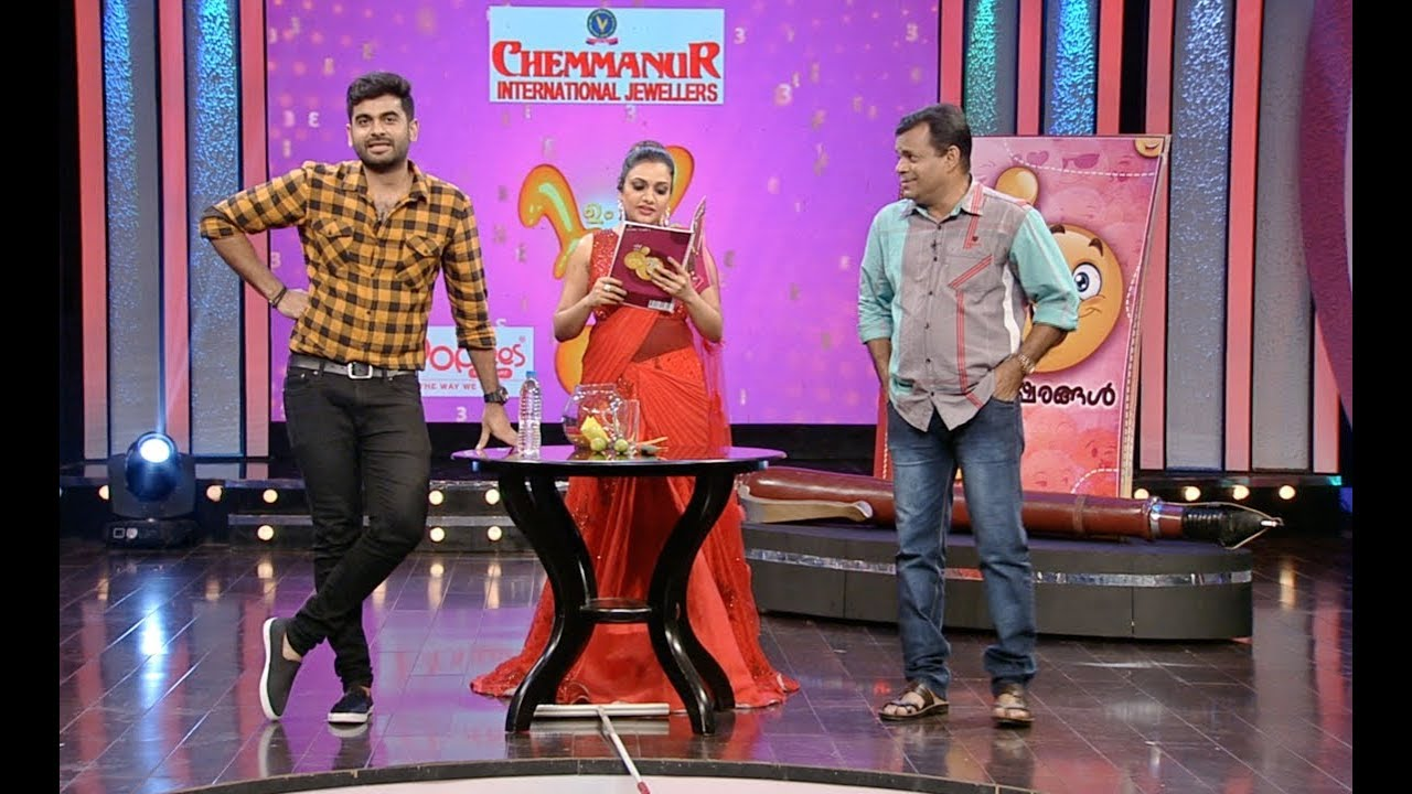 Onnum Onnum Moonu Season 2 February 4,2016 Epi 66 Talk Show/Chat Show