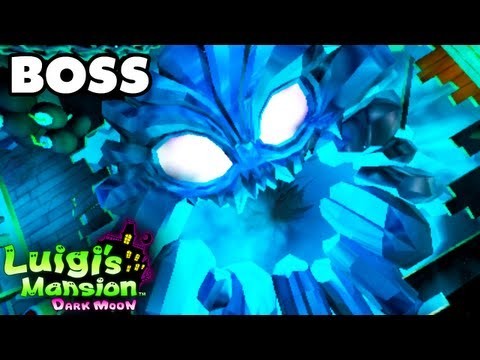 chilly - Thanks for every Like and Favorite! They really help! This is Part 26 of the Luigi's Mansion Dark Moon Gameplay Walkthrough for the Nintendo 3DS! It includes...