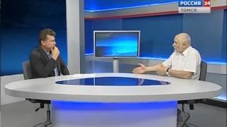 """Интервью со Степаном Сулакшиным """"Россия 24 Томск"""""""