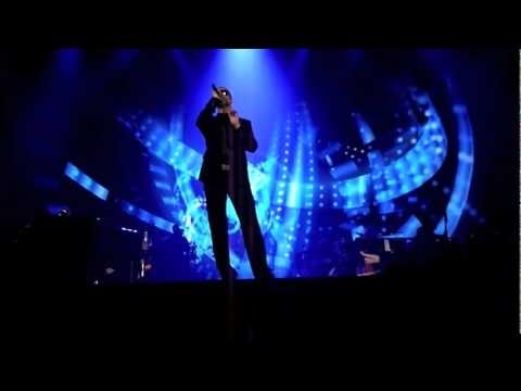 George Michael Live (Kissing A Fool) On Symphonica Tour @ Jyske Bank Boxen, Herning 02.09.2011