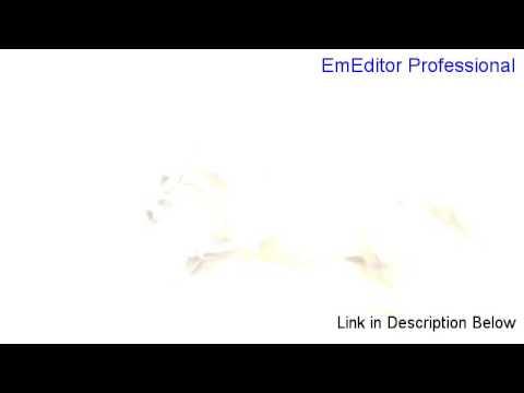 EmEditor Professional (64-Bit) Download Free - emeditor professional 13 key 2014