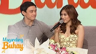 Video Magandang Buhay: Alex and Mikee's love story MP3, 3GP, MP4, WEBM, AVI, FLV Agustus 2018