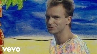 Sting - Love Is The Seventh Wave