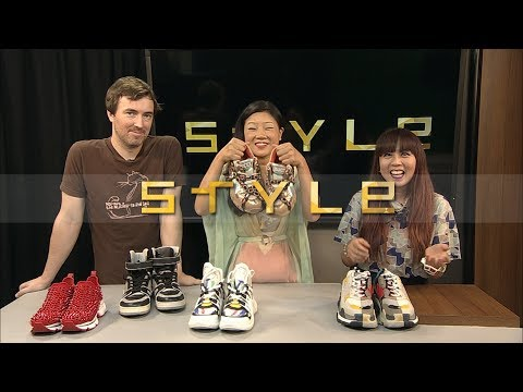 UNBOXING REVIEW: The Top 5 Luxury Designer Sneakers Available Now, Are They Worth It?