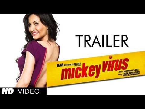 MICKEY VIRUS Trailer 2013 (Official) | Latest Bollywood Movie | Manish Paul