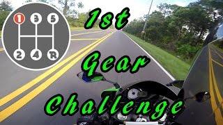 8. 1st Gear Challenge: 2012 Kawasaki ZX6R