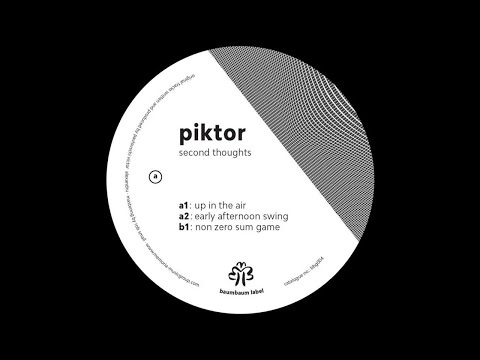Piktor - Up In The Air [BBG004]