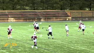 2011 Bridgton v Phillips Exeter Lacrosse ( PEA Highlights )