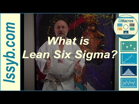 Lean Six Sigma and 6 Sigma DMAIC – What's the difference?