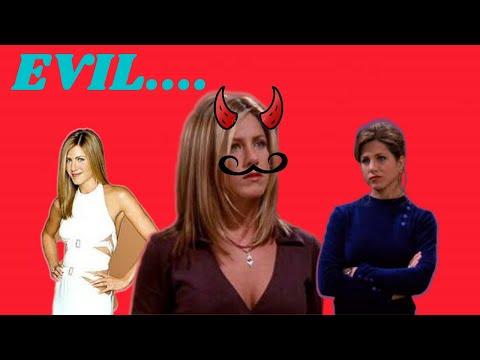 Characters you should hate! - Rachel Green