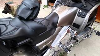 9. 2008 Gold Wing GL1800
