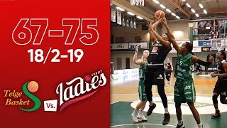 Telge Basket Vs Visby Ladies 18/2-19