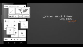 UCCW Theme Grids & Tiles YouTube video